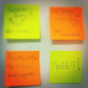 Keep Your Twitter Organized!