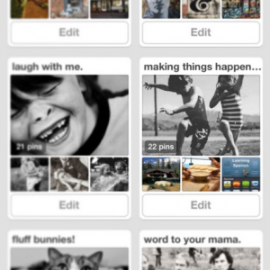 Pinterest, photos, pinning