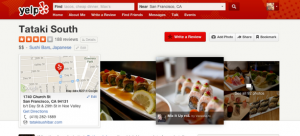 yelp, yelp layout, yelp website