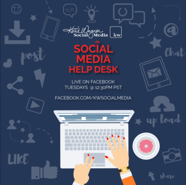 KWSM Livestreams from the Social Media Help Desk