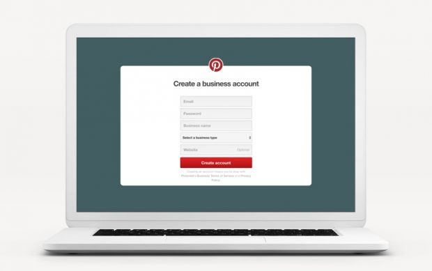 computer, how to run an ad on pinterest