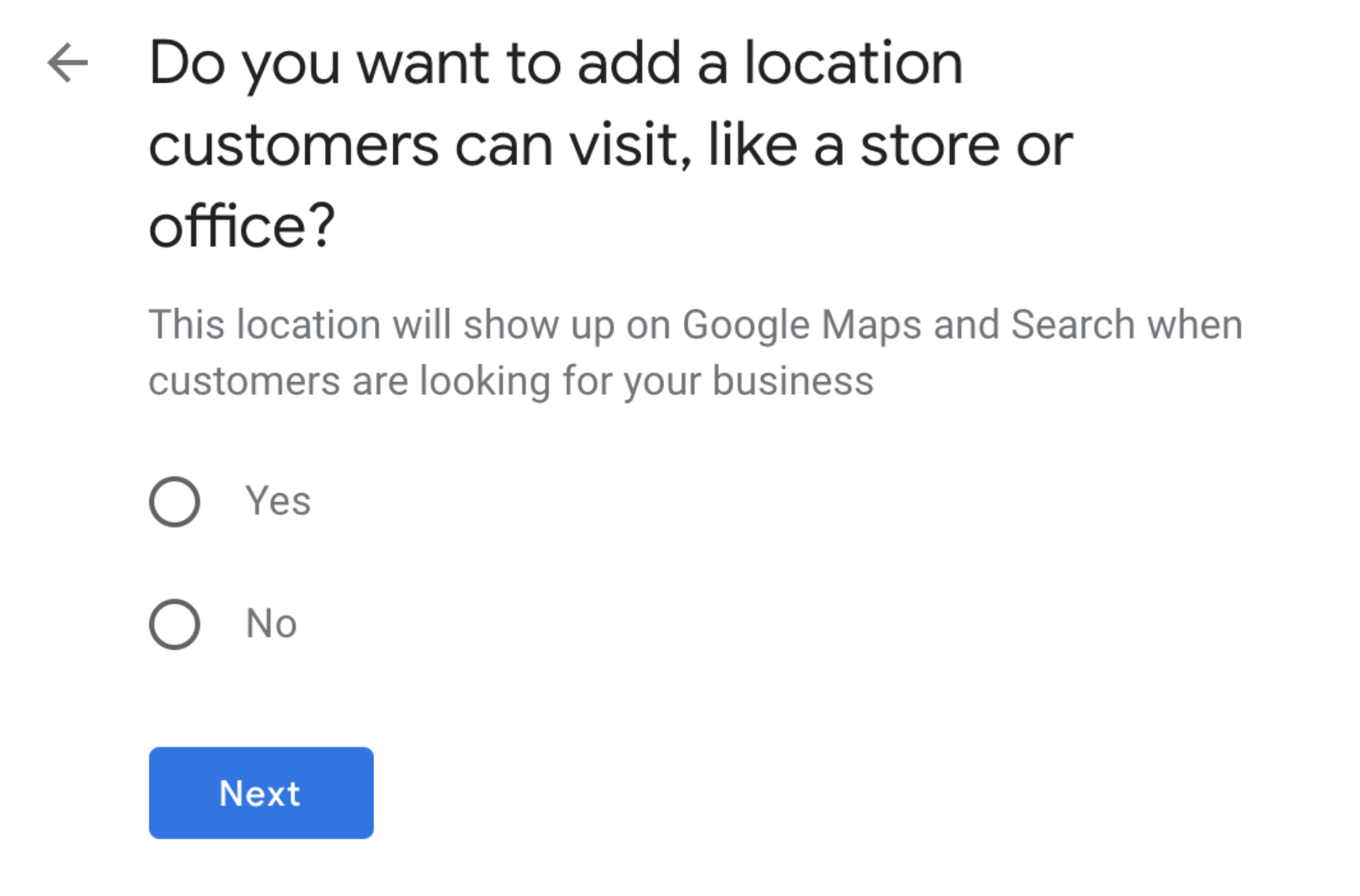 "How to Set Up Your Listing on ""Google My Business"""