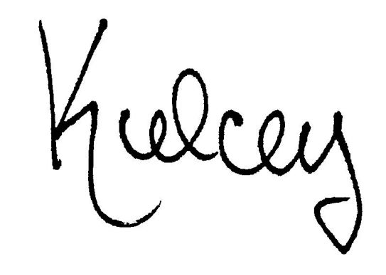 Kelcey Signature