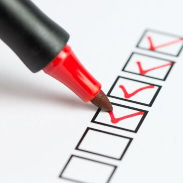 Wordpress blog checklist