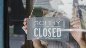 What Lesson Can We Learn from Facebook Shutting Down?